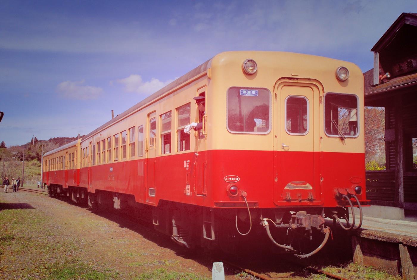 小湊鉄道キハ200形。車番は失念しました。