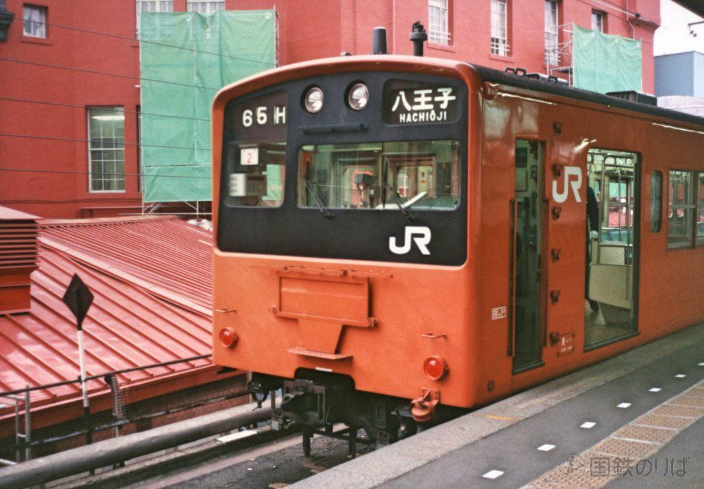 首都圏主要都市間表定速度ランキング2018年東京ー八王子編
